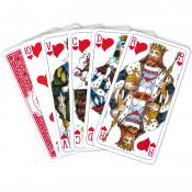 Carti de joc Tarot si Cartomantie